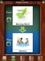 First => Then Visual Schedule App