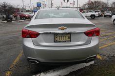 2014 New Chevy Impala