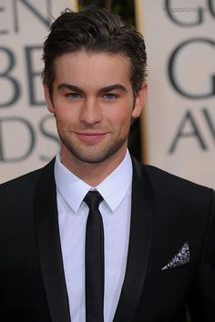 You're too pretty for me, Chace Crawford. But I like you anyway. ♥