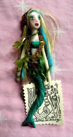 Dame Darcy Art Doll