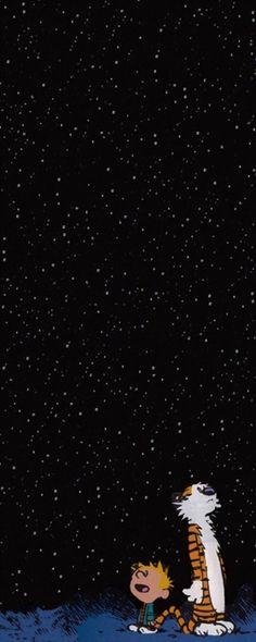 Olhando as estrelas, mas com os pés no chão