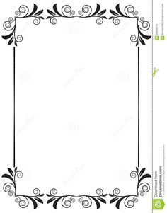 Floral Frame Royalty Free Stock Images - Image: 23650519