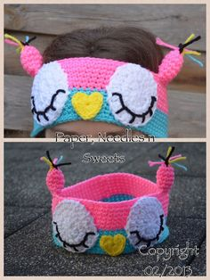 Hi everyone!!  Remember my HK post when I told you that the headband was very versatile and that I have so many ideas for it. Here is anothe...