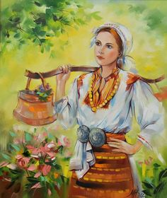 Body Painting Artists, Baby Food Jar Crafts, Art Costume, Folk Costume, Autumn Illustration, Ukrainian Art, Turkish Art, Borders For Paper, Human Art