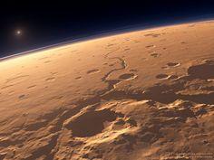 mars Nirgal Vallis