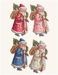 Strolling Santa Greetings