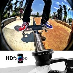 Are artistic photos your cup of tea? If that's the case, you can easily express your artistic side thorugh HDFX 360's Fisheye lens. Buy now and get a 50% discount!  #experiencehdfx360 #travelwithhdfx360 #photography #art #artistic #fisheye #lens #camera #smartphone #technology #tech #skateboard #skater
