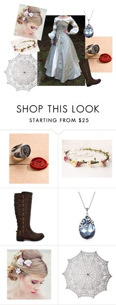 """The Nightingale in Florence"" by illiasin ❤ liked on Polyvore featuring Cultural Intrigue"