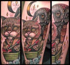 the owl & the pussycat...