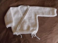 Crossover Cardigan Knitting Pattern : 1000+ images about Knitting - Kids on Pinterest Baby knitting patterns, Kni...