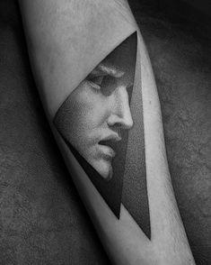 Tattoo done by @dotyk.tattoo