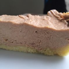 Why yes, I'll have another slice of peanut butter pie!  #delicious #peanutbutter