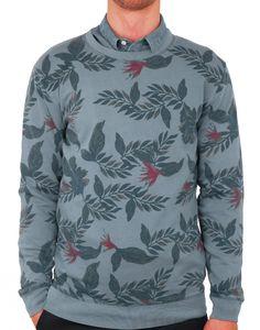 #Sweatshirt #Print #Flowers…