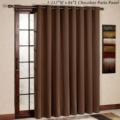 7 Best Quality Sliding Glass Door Curtains