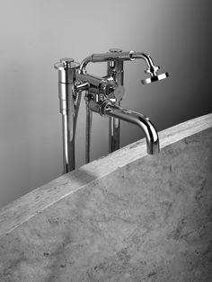 Home - Waterl'eau Bath Mixer, Grand Hotel, High Class, Modern Bathroom, Pipes, Parisian, Sink, Shower, Home Decor