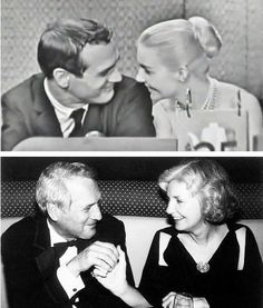 Paul Newman and Joanne Woodward, married for over 50 years (January 29, 1958 until Paul's death on September 26, 2008).