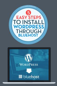 Install Wordpress Through Bluehost | Installing WordPress with Bluehost only…