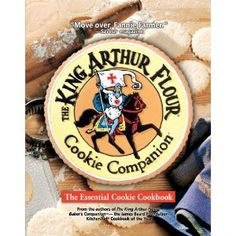 The King Arthur Flour Cookie Companion: The Essential Cookie Cookbook.  The most complete cookie book I've seen.  There are more cookie recipes than I will probably use in my entire lifetime.  Highly recommended!