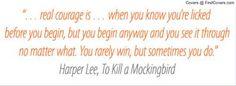 to kill a mockingbird quotes - Google Search