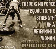 Quote. CrossFit. Burpees. WODshop.com