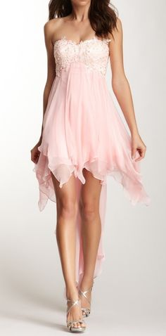 Petal Dress ~ I want to wear this!