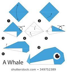 Origami Design, Instruções Origami, Origami Star Box, Origami Dragon, Origami Fish, Origami Bookmark, Origami Butterfly, Origami Folding, Paper Crafts Origami