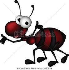 Resultado de imagen para hormiga caricatura