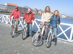 All highlights of Copenhagen by bike. Book a guided bike tour at http://www.bajabikes.eu/en/copenhagen-bike-tour