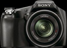 Sony Cybershot DSC-HX100V <3 My new photography love <3