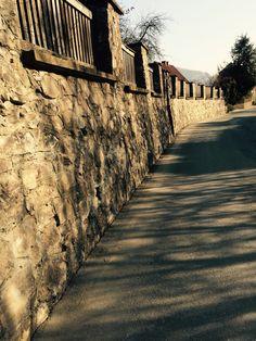 Wall Sidewalk, Wall, Walkways, Pavement, Curb Appeal
