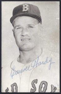 Carroll Hardy - from University of Colorado; played one year for the 49ers; player personnel executive for 20 years for Broncos