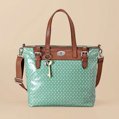 Sea Green Key-Per Tote