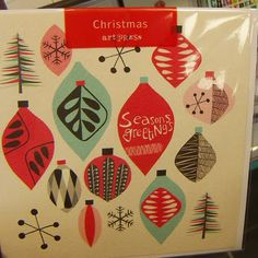 print & pattern: XMAS 2013 - paperchase cards