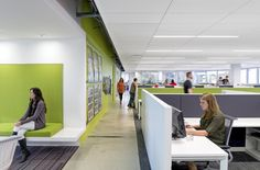 Zimmerman Advertising Offices by Gensler, Fort Lauderdale – Florida » Retail Design Blog