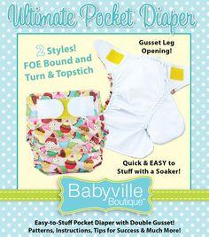 Bv Pocket Diaper Pattern