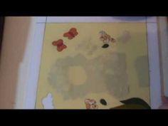 PATCHWORK NO ISOPOR (EMBUTIDO) - 8 - RECORTE DE FUNDO INTEIRIÇO 1 - COM LU HERINGER - YouTube