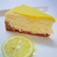 Limonlu Cheesecake | SlingoMOM - Irem Erdilek
