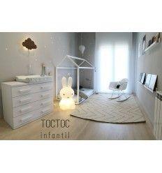 Habitación infantil Montessori Suave