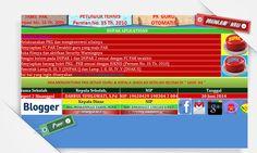 Unduh Aplikasi Dupak Lama dan Baru dengan Excel - PK Guru dan Kepala Sekolah Otomatis