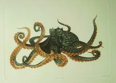 octopusMore Pins Like This At FOSTERGINGER @ Pinterest
