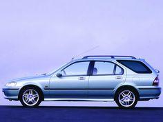 1998 Honda Civic Aerodeck
