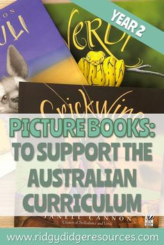 Picture Books to Support the Australian Curriculum: Year 2 - Ridgy Didge Resources Paragraph Writing, Persuasive Writing, Writing Rubrics, Opinion Writing, History Education, Teaching History, Physical Education, Listening Activities For Kids, Poetry Lessons