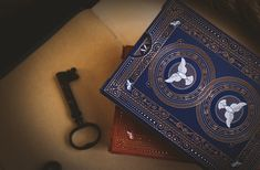 The Conjurer is now live on Kickstarter. This is a deck of playing cards inspired by timeless and classic magic. With cards printed by Cartamundi and tucks by Clove St. Press, this will be a deck you'll be proud to own.