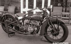 1940S Indian Scout