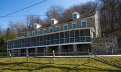 The Accomac Inn – located in Hellam Township – has been serving its guests for well over 200 years. via Blake Stough/Preserving York