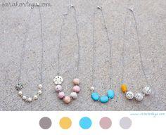 Collier De Perles - beads - collier - collier de perles - diy - necklace - perles - Tuto - tutoriel -