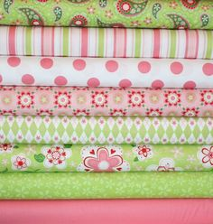 Sugar and Spice fabric by the Quilted Fish for Riley Blake