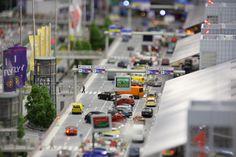 Viel Verkehr am Flughafen - MiWuLa Hamburg