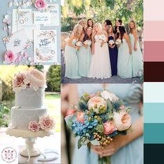 Saiba como usar as cores do ano e do verão para o seu casamento