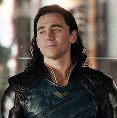 This is one of the most gorgeous pictures of Loki there is